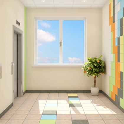 ЖК Краски лета, отделка, квартиры с отделкой, квартиры, комната, описание, холл, новостройка, фасад, дом